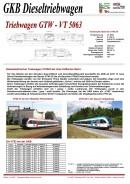 Triebwagen-VT-GTW