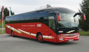Reisebus Iveco Magelys 2015 klein